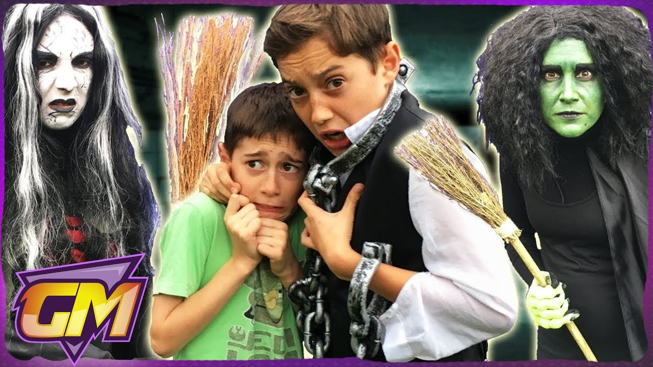 halloween kids movie the witches youtube - Halloween Movies About Witches