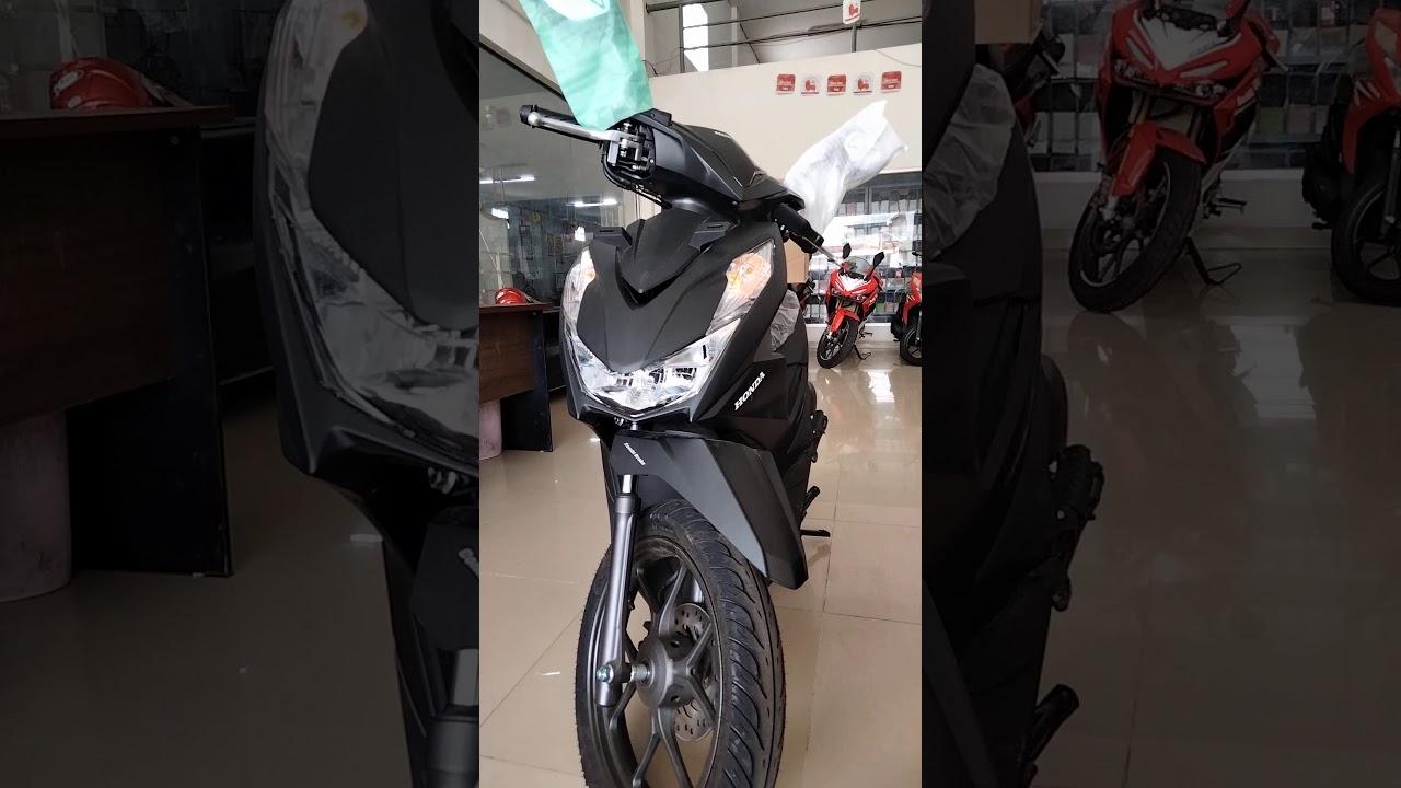 Berikut adalah daftar harga resmi dan lengkap dari dealer sepeda motor honda. HARGA BEAT DELUXE WARNA HITAM 2021 - YouTube