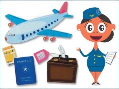 70 từ vựng tiếng anh về máy bay kèm hình ảnh dễ học-Airplane Vocabulary