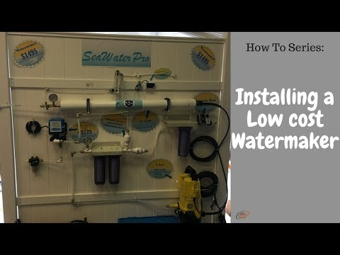 The DIY Desalinator: How to Make Fresh Water for Less (Sailing The Space Between)