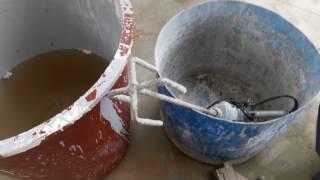 видео Трудовые будни бетонного пола