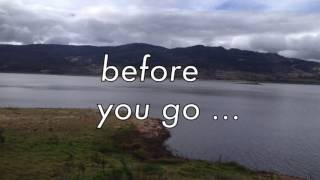 Before you go - Carolina pinto erazo
