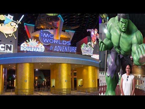 || IMG WORLDS OF ADVENTURE || Dubai Vlogs || Dubai Attractions || Super Heroes || Dubai Adventures |