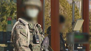 4번째 군인 확진자 발생, 장병 휴가 면회 통제 / 연합뉴스TV (YonhapnewsTV)