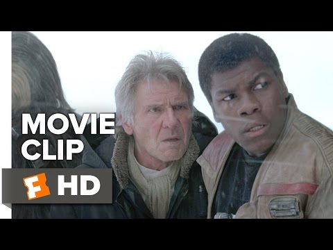 Star Wars: The Force Awakens Movie CLIP - That's Not How the Force Works (2015) - Movie HD
