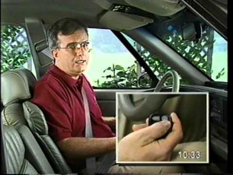 Buick - Personal Choice/Buick Radios (1996)