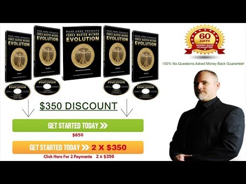 FOREX MASTER METHOD EVOLUTION - SPECIAL EARLY-BIRD $350 DISCOUNT!
