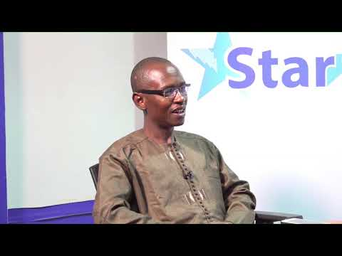 Essa Jallow: West Africa Tax forum | Talk To Malik