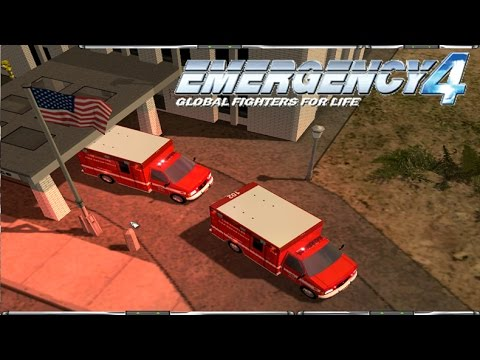 Emergency 4 : Los Angeles mod #25