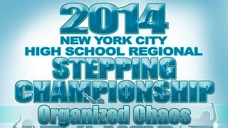 Organized Chaos - Youth Step USA 2014 New York City Regional Championship