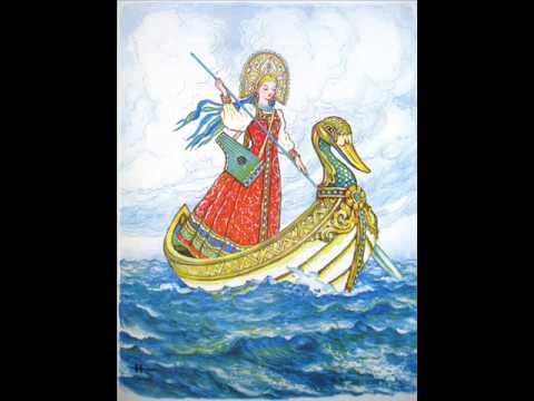 Читать и слушать морской царь и василиса премудрая (русские сказки.