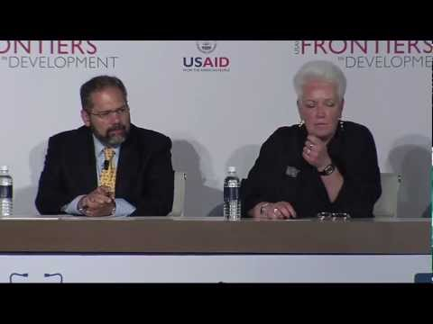 Development in Conflict-Affected Environments