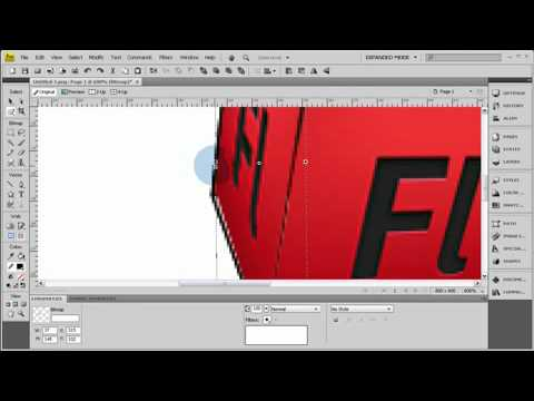 Adobe Fireworks Tutorial for Custom 3D Perspective Boxes