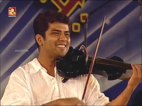 Balabhaskar's Performance at Amritapuri