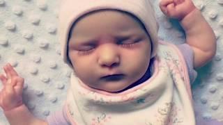 Newborn Bath Routine - Scarlett - TCB