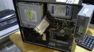 How to Recover Files from a Crashed Hard Drive Using a Desktop Computer