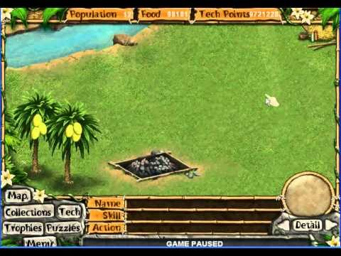 Virtual Villagers 4 - Puzzle 7 (Fire Pit) Guide - /w ...