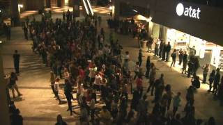 Flash Mob Dance - Orange County - LDS Youth Conference 2011