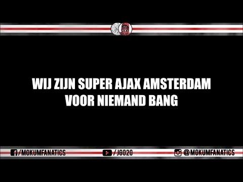 Wij zijn super Ajax Amsterdam - Ultras Amsterdam Song