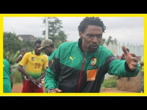 Rigobert song: god would have been in trouble if i'd died!