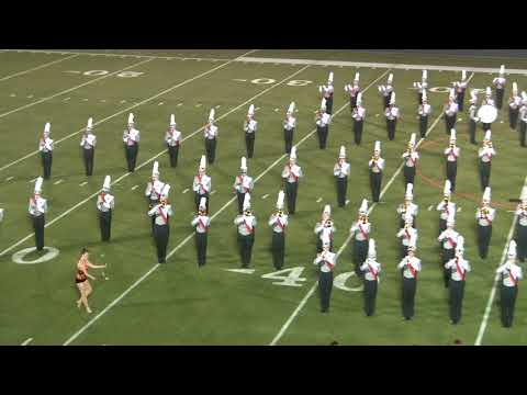 Ames High School Marching Band Pregame & Halftime 9.1.17