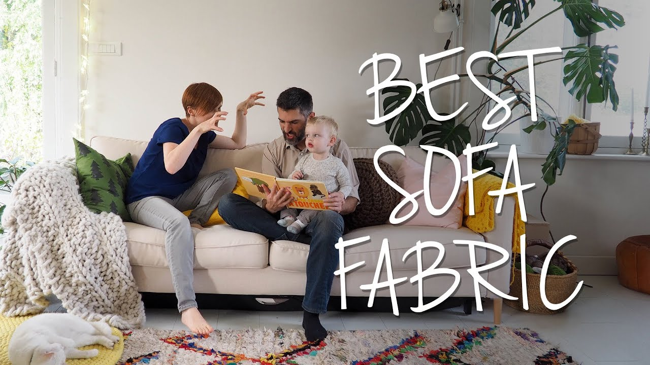 Best Sofa Material For Parents & Pet Owners | Protect Your Living Space  from Kids, Cats and Dogs