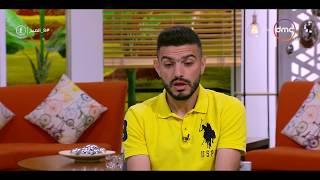 8 الصبح - إيهاب المصري يكشف ماحدث مع نادي الرجاء وسبب عدم رجوعه لنادي المقاولون