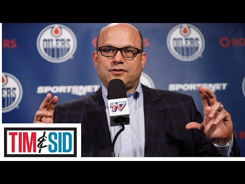 Oilers Fans Have Reason To Be Scared Heading Into Trade Deadline | Tim and Sid