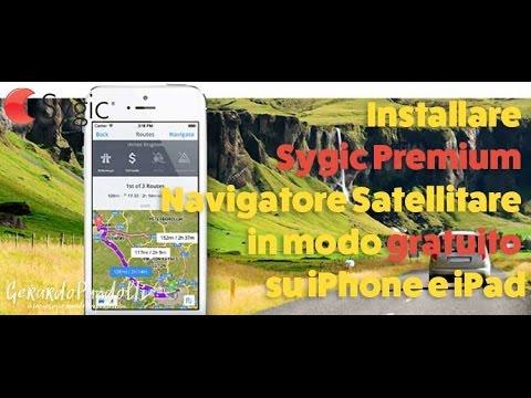 iphone navigatore gratis app