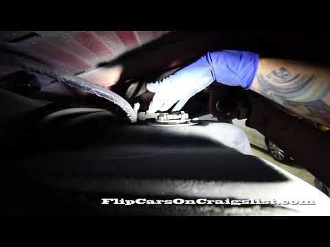 How to Disconnect a Fuel Line