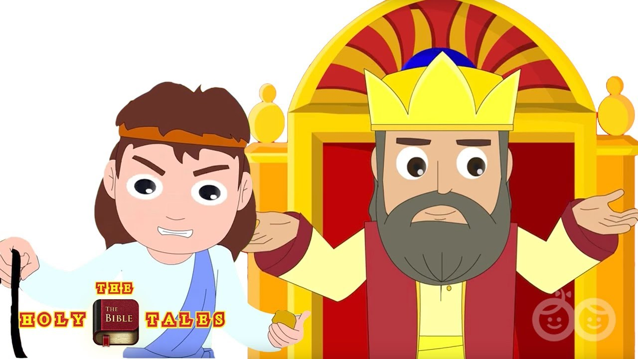 David And Jonathan I Stories About The Philistines Childrens Bible