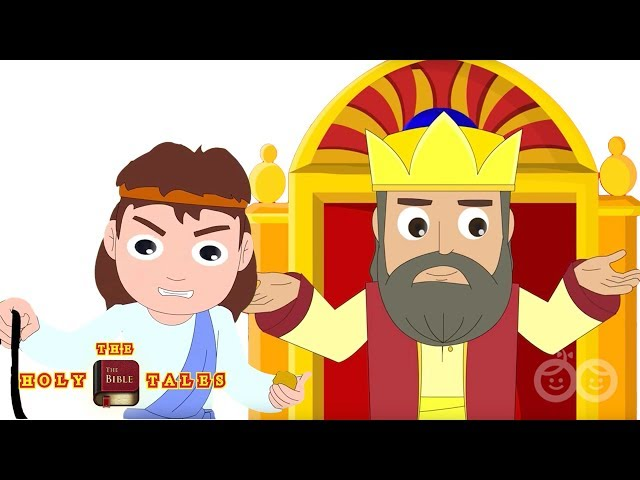 David and Jonathan - Bible Stories For Children
