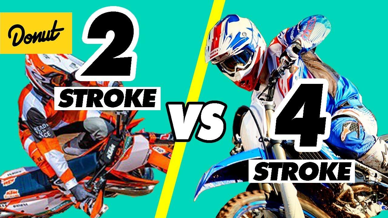 2 stroke vs 4 stroke engines how it works science garage [ 1280 x 720 Pixel ]