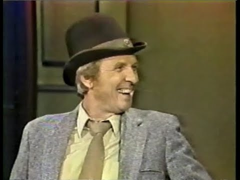 Mel Tillis on Late Night, 1984