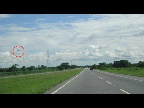 Video Ovni Venezuela Autopista Jose Antonio Páez Barinas-Acarigua Venezuela
