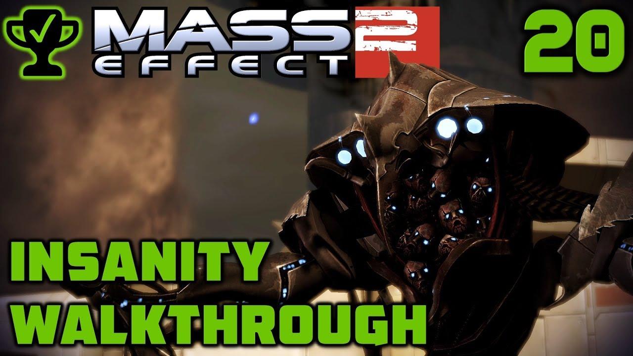 Horizon: Colony under Attack - Mass Effect 2 Walkthrough Ep  20 [Mass  Effect 2 Insanity Walkthrough]