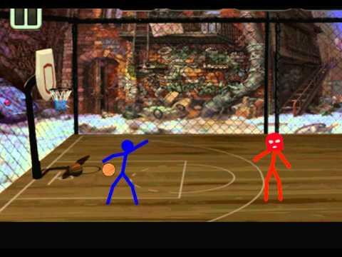 анимации баскетбол