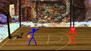 Анимация Баскетбол