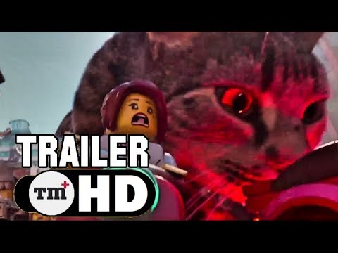The Lego Ninjago Movie 'Meowthra' Trailer 2017 Animated Movie HD