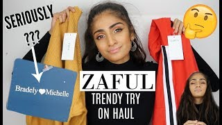 IS ZAFUL REALLY WORTH IT?! TRENDY TRY ON HAUL & HONEST REVIEW