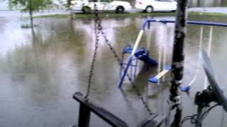 Green River flood