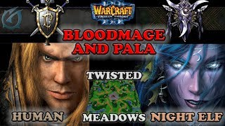 Grubby   Warcraft 3 The Frozen Throne   HU v NE - Bloodmage and Pala - Twisted Meadows