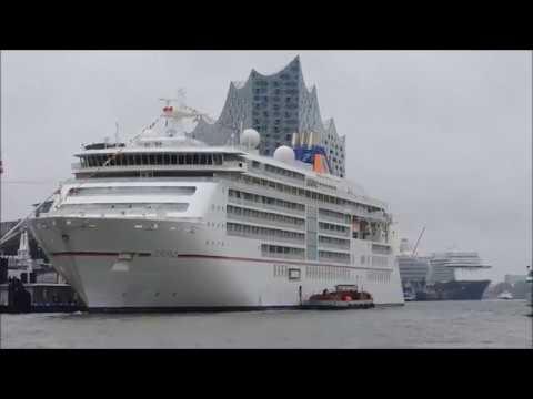 Hamburg Cruise Days 9th September 2017