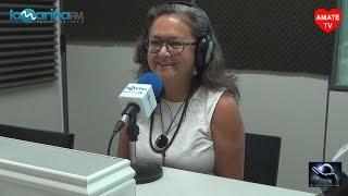 Ana Silvia Serrano - Obsidiana, la piedra psíquica - Barcelona - AmateTV