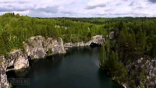 Russia: Republic of Karelia. HD