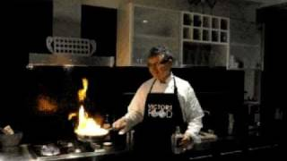 How To Flambe (tequila Flambe Prawns)