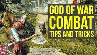 God of War Combat Tips TO BECOME UNSTOPPABLE (God of War tips and tricks - God of War 4 Tips)