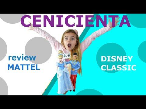 Disney Classic Signature Collection: ❤ La Cenicienta. Review, Mattel