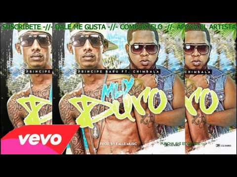 Principe Baru Ft Chimbala - Muy Duro (DEMBOW 2015)