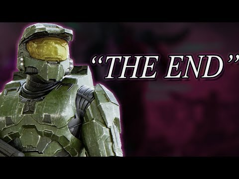 The Day The HALO Franchise Died.  How 343i KILLED an Era.